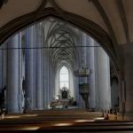 Kirchenschiff der Wallfahrtskirche