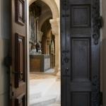 Ökumenetür zwischen beiden Kirchen