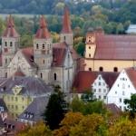 Basilika und Ev. Stadtkirche